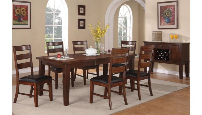 Deny Classic Formal Dining Table Set