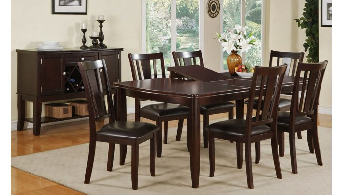 Korben Casual Dining Room Table Set