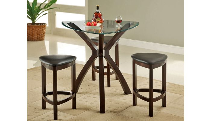 Arum Modern Counter Height Table Set