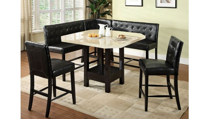 Bahamas Corner Pub Table Set