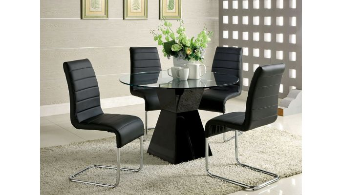 Mauna Modern Style Dinner Table Set