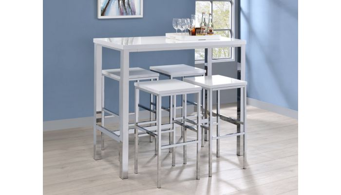Colton Bar Table Set