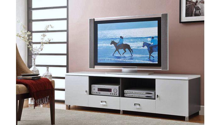 Conte Modern Lacquer Finish TV Stand