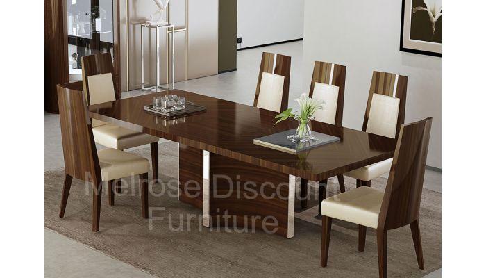 Corso Italian Design Dining Room Furniture,Corso Italian Design Buffet and Curio Cabinet