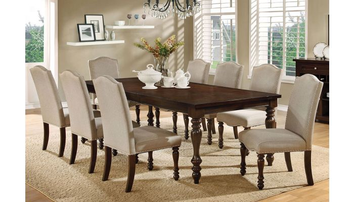 Cosmos Classic Dining Table Set