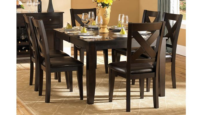 Crown Point Classic Dining Room Set