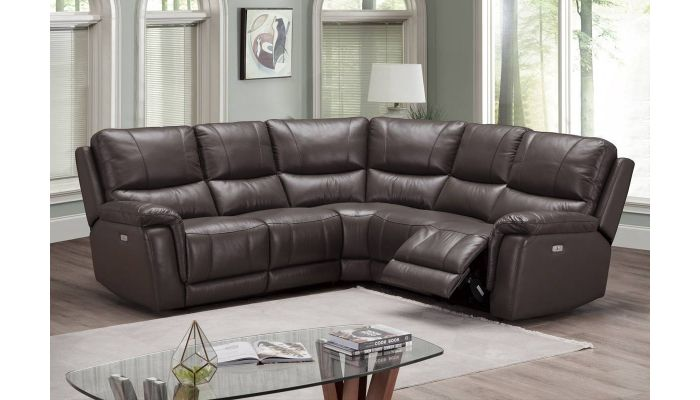 Delta Power Recliner Sectional