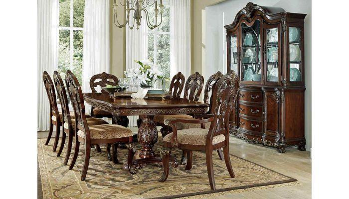 Deryn Park Formal Dining Room Table Set