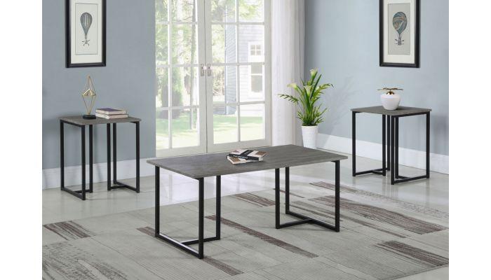 Dina 3-Piece Coffee Table Set