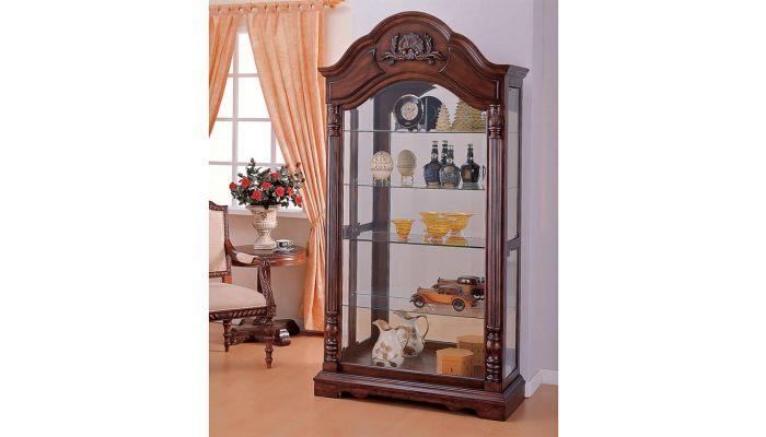 Deton Classic Display Curio Cabinet