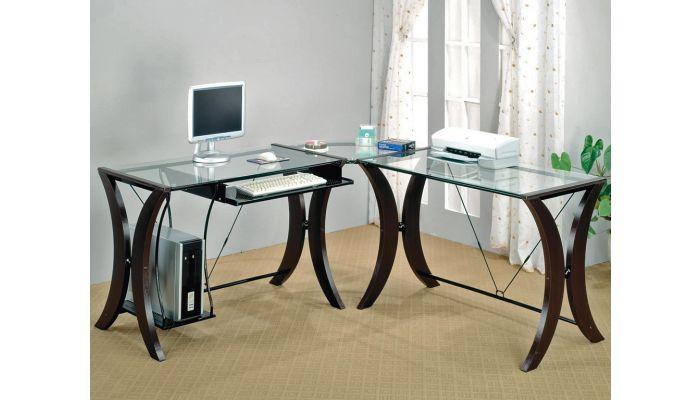 Division Modern Style Corner Desk