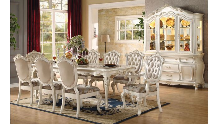 Edrice Classic Dining Table Collection