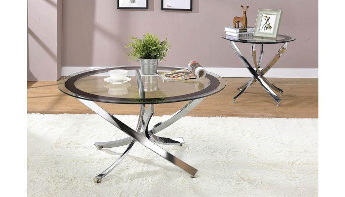 Elite Modern Style Coffee Table Set