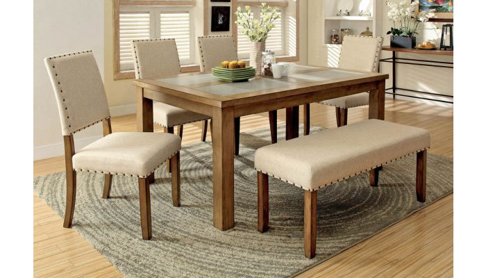Elliot Classic Table With Chairs