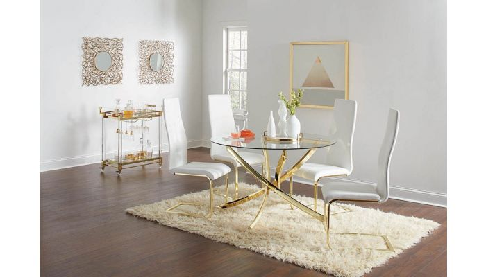 Elmore Dining Table Set