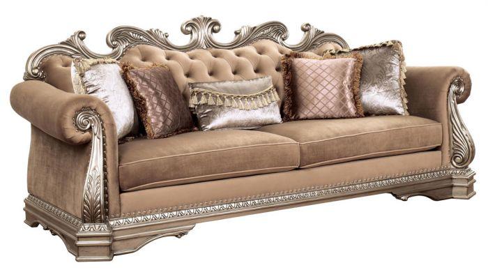 Ferrero Victorian Style Living Room