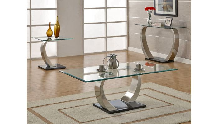 Moderno Modern Style Coffee Table