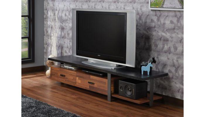 Freesia Modern Low Profile TV Stand