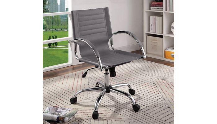 Gano Grey Modern Office Chair