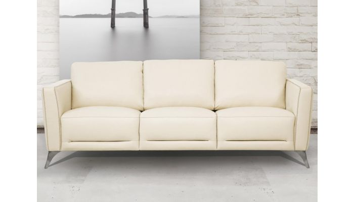 Garland Italian Leather Sofa