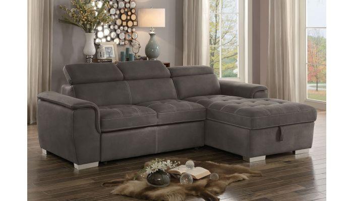 Gemma Modern Sectional Sofa