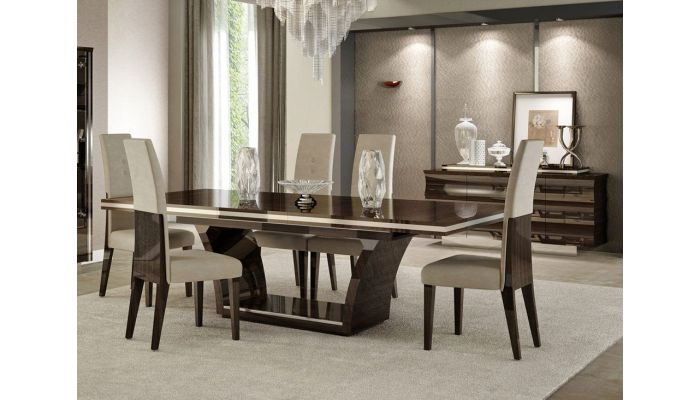 Giorgio Bell Modern Dining Table Set