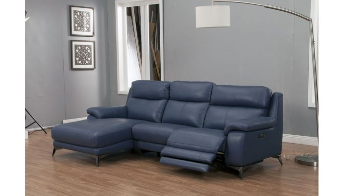 Gualtier Power Recliner Sectional