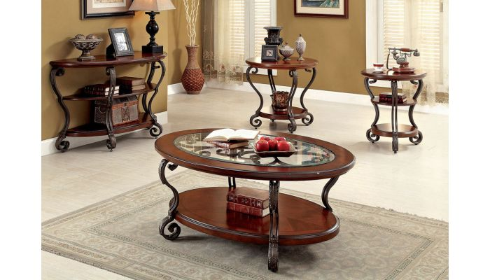 Harman Traditional Style Coffee Table