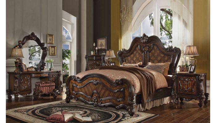 Havilah Victorian Style Bed Collection