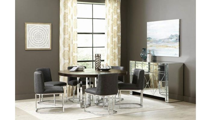 Havre Round Dining Table Set