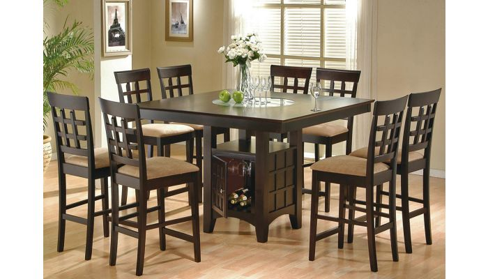 Connor Square Counter Height Table Set
