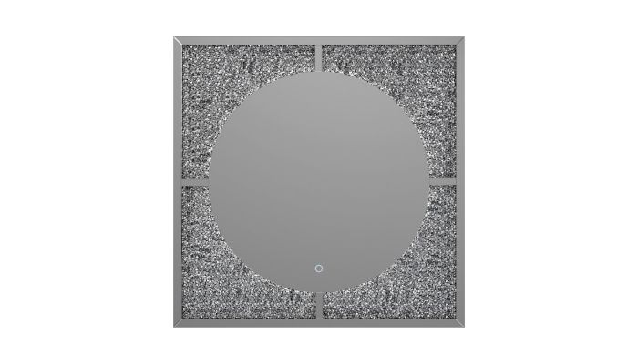 Ives Wall Mirror With LED Lights