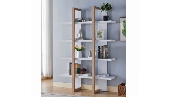 Miranda Modern Design Bookcase