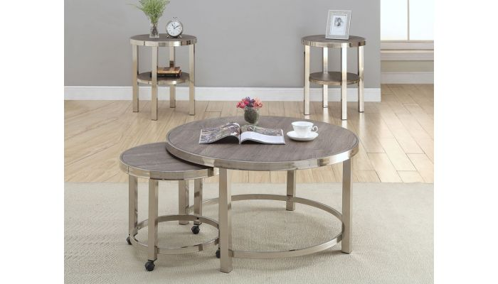 Jelena Coffee Table With Nesting Table