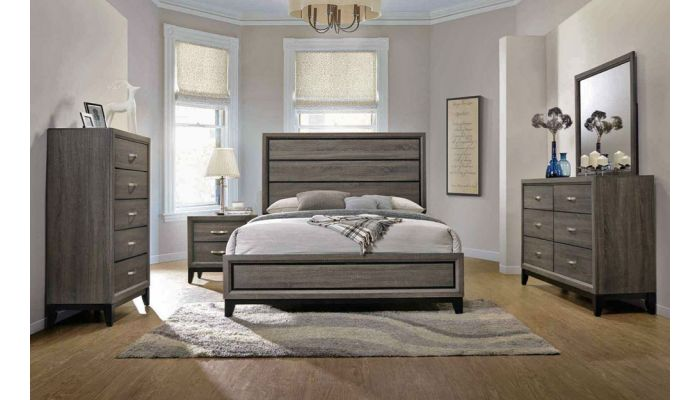 Jerold Modern Bedroom Furniture