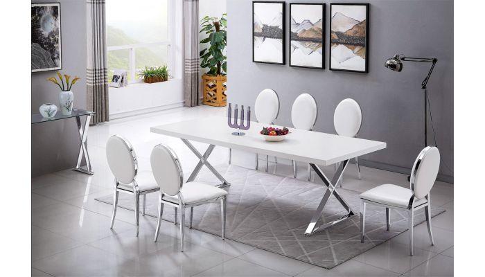 Juno Modern Dining Table