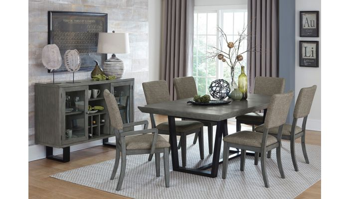 Kaiser Modern Dining Table Set