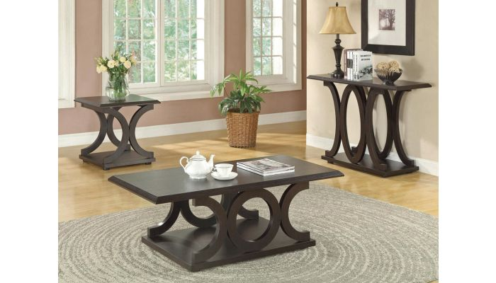 Katelyn Contemporary Design Coffee Table