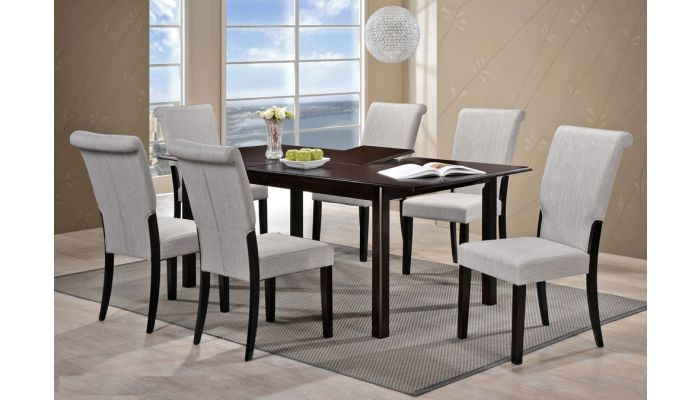 Kato Contemporary Dining Table Set