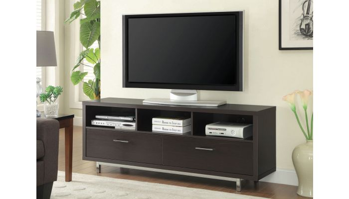 Kayla TV Stand With Drawers