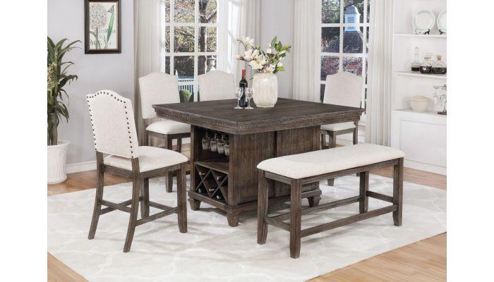 Keegan Counter Height Table Set