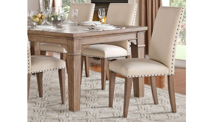 Kentucky Park Rustic Dining Table Set