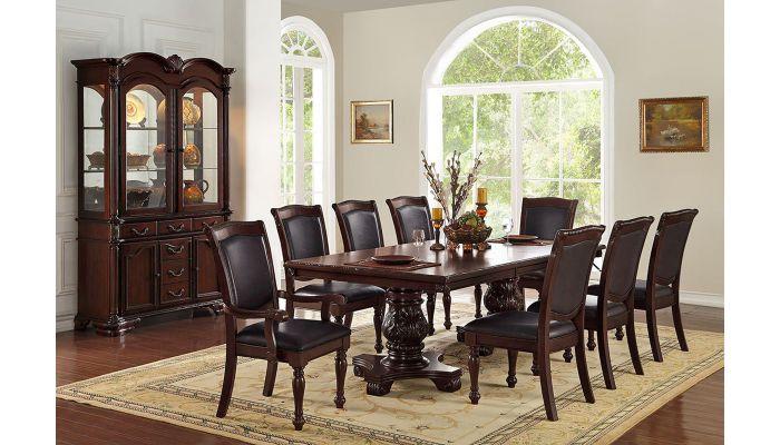Kingston Formal Dining Table Set