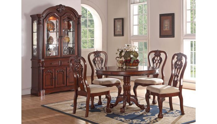 Kingston Round Dining Room Set