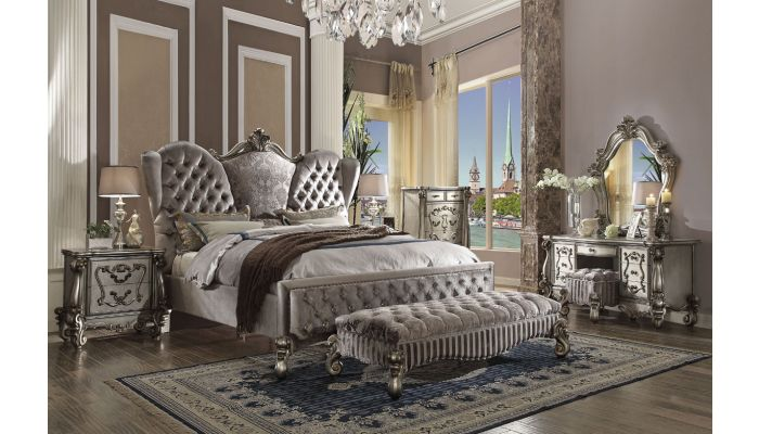 Kodie Traditional Style Bedroom Collection