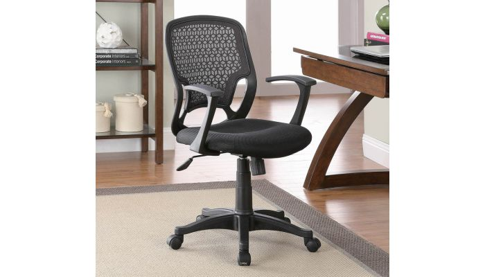 Lamar Mesh Fabric Office Chair