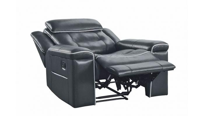 Larkin Contemporary Recliner Sofa