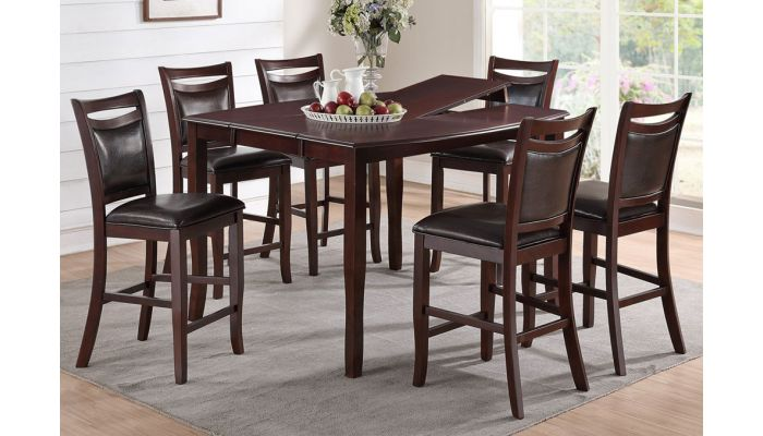 Lenox Pub Table Set With Butterfly Leaf