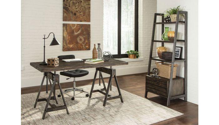 Levi Industrial Style Office Desk