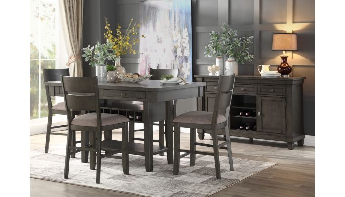 Libby Counter Height Table With Chairs